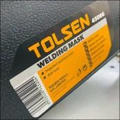 Welder's Mask Merchandising Lineup