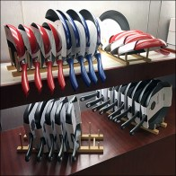Multiple Dish-Displayer Cookware Array
