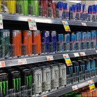 Redbull and Monster Grab-And-Go