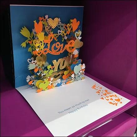 Amazing Pop-Up Card Presentation Tricks