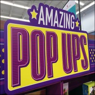 Amazing Pop-Up Greeting Card Merchandising