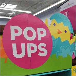 Alternate Pop-Up Greeting Card DisplayAlternate Pop-Up Greeting Card Display
