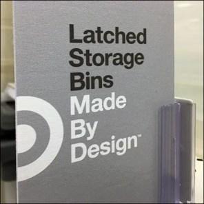Storage Bin Category Definition Aisle Invader