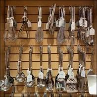 Cooks Tools Slatwall Niche