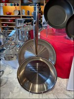 Upright Frying Pan Displayers