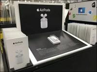 Apple AirPod Earbud Headphone DisplayApple AirPod Earbud Headphone Display