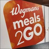 Meals-2-Go Pizza Cooler MerchandisingMeals-2-Go Pizza Cooler Merchandising