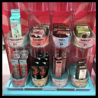 Benefit Mini-Sampler Acrylic Display-Trays