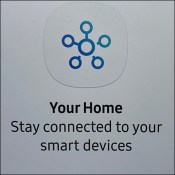 Samsung Smart-Home Appliance Capabilities