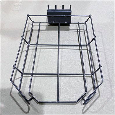 Dual-Mount Open-Wire Cap Tray