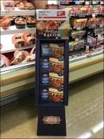 Dietz-&-Watson Gourmet Bacon Display