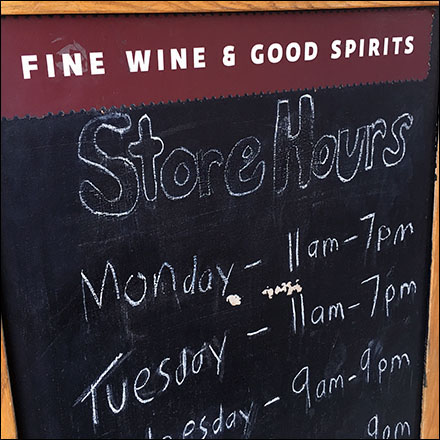 Fine-Wine-And-Good-Spirits Store-Hours
