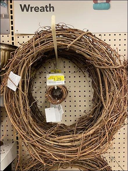 Rustic Wreath Heavy-Duty Utility-Hook