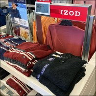 Izod Shelf-Top Sweater Selections