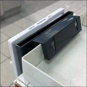 Kohls Rack Edge-Hang Digital-Price-Ticket Holder