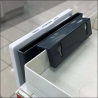 Kohls Rack Edge-Hang Digital-Price-Ticket Holder