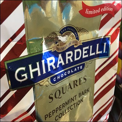 Limited-Edition Ghirardelli Chocolate SquaresLimited-Edition Ghirardelli Chocolate Squares