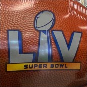 Party-City Super-Bowl Helium Balloon Decorations