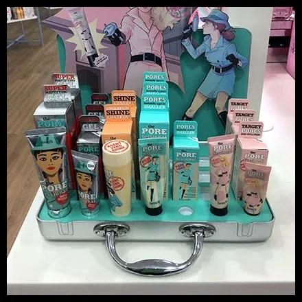 Pore-Professional Portable Briefcase Display