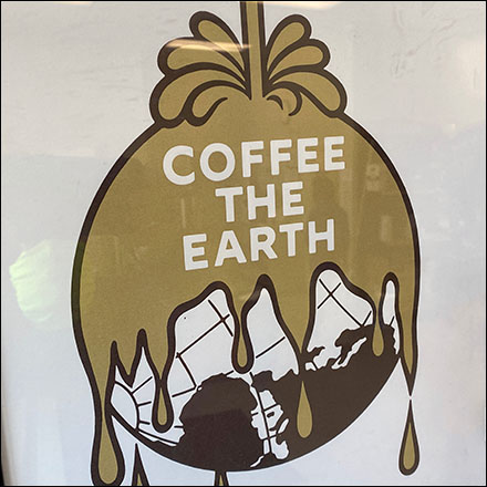 Sherwin-Williams Coffee-The-Earth Brand Extension