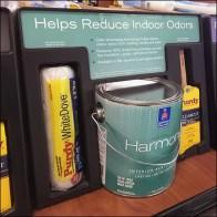 Sherwin-Williams Reduce-Odors Harmony Paint