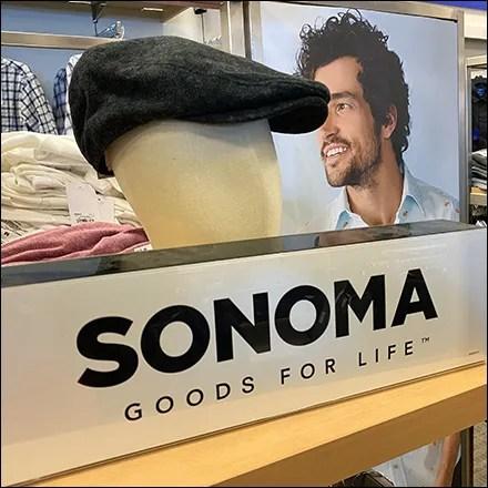 Sonoma Goods-For-Life Display TaglineSonoma Goods-For-Life Display Tagline