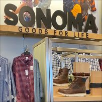 Sonoma Goods-For-Life Departmental Positioning