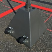 Target Dolly-Wheel Drive-Up Sign Standards
