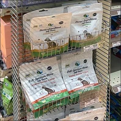 Hemp-CBD Powerwing Open-Wire Envelope Baskets