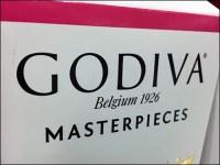 Godiva Valentine's Day Chocolate LineupGodiva Valentine's Day Chocolate Lineup