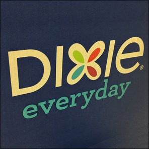 Dixie Everday-Paper-Plates In-Aisle Display