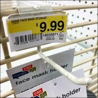 Face-Mask-Storage Back-Tag Scan HookFace-Mask-Storage Back-Tag Scan Hook