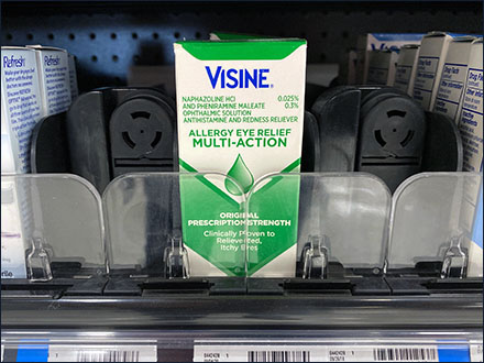 Eye-Care Shelf-Management Limitations