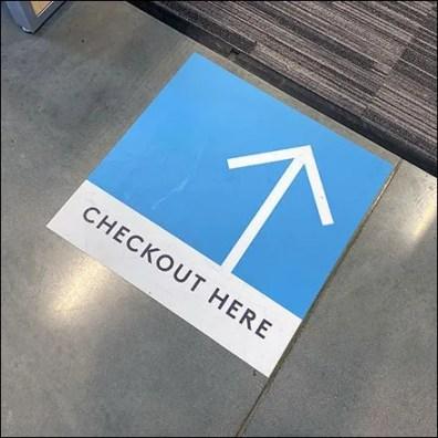Nordstrom-Rack Checkout-Returns-Pickup Lane Control
