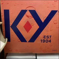 KY-Jelly Vertical Shelf-Edge Display