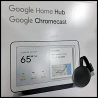 Google Hub Pallet-Top Display
