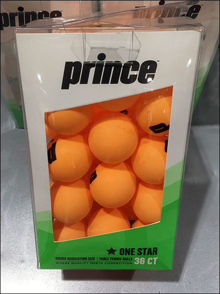 36-Count Ping-Pong-Ball Bulk Pack