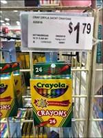Crayola Galvanized Metal-Plate Scan Hook