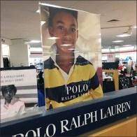 Polo-Ralph-Lauren Median Sign Holder