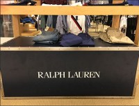 Polo-Ralph-Lauren Trestle Table TrunkPolo-Ralph-Lauren Trestle Table Trunk