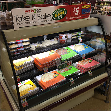 Grab-and-Go Take-And-Bake Cooler Case