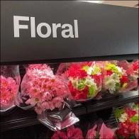 Built-In Floral Display Headline