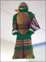 Teenage Mutant Ninja Turtles Pinata Ceiling Hang