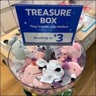 Treasure-Box Tiny-Treats Acrylic Bowl Tower