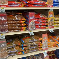 Branded Cereal Category Definition Dividers