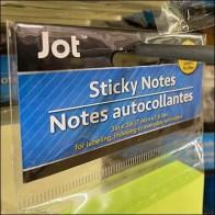Jot Sticky-Notes Brand Alternative