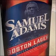 Samuel-Adams Lager Bollard Advertising