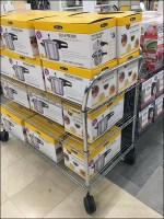 Macy's Pressure Cooker Utility Cart Promotion