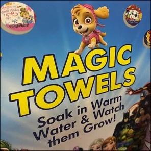 Magic-Towels Half-Height Bin Tower