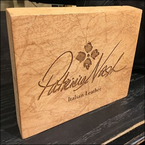 Patricia Nash Wood-Block Branding